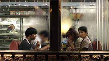 Choking Man (2006) by Steve Barron, with Octavio Gomez, Mandy Patinkin