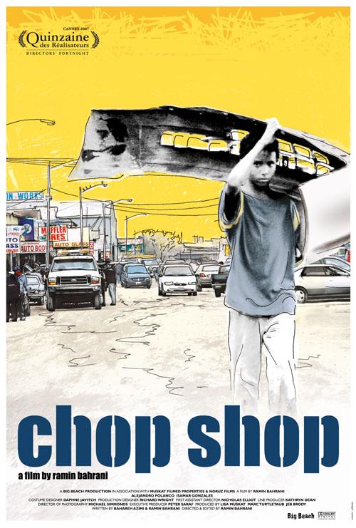 Chop Shop by Ramin Bahrani