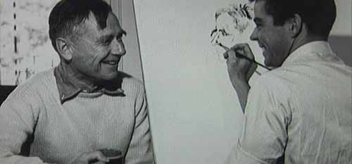 Christopher Isherwood, Don Bachardy in Chris and Don. A Love Story