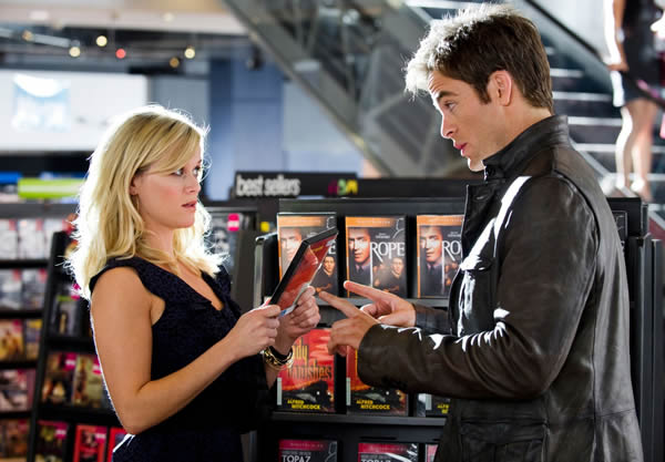 Chris Pine This Means War Reese Witherspoon