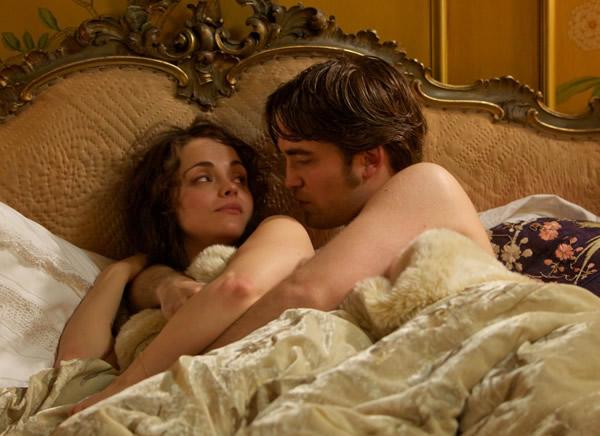 Robert Pattinson Bel Ami Christina Ricci