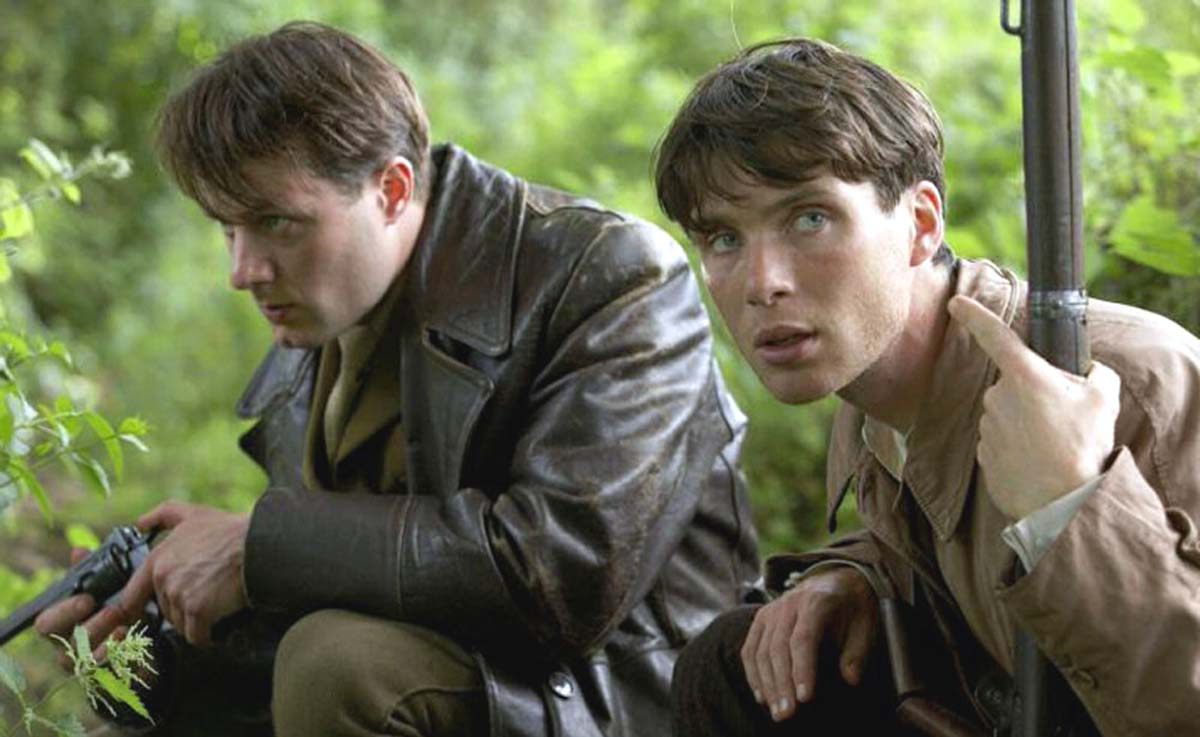 Cillian Murphy The Wind That Shakes the Barley Padraic Delaney