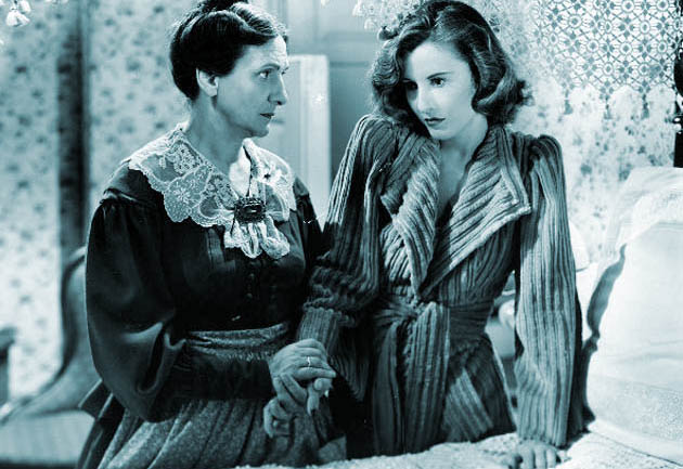 Classic Christmas movies: Remember the Night Barbara Stanwyck Beulah Bondi. All-American Hollywood Mom