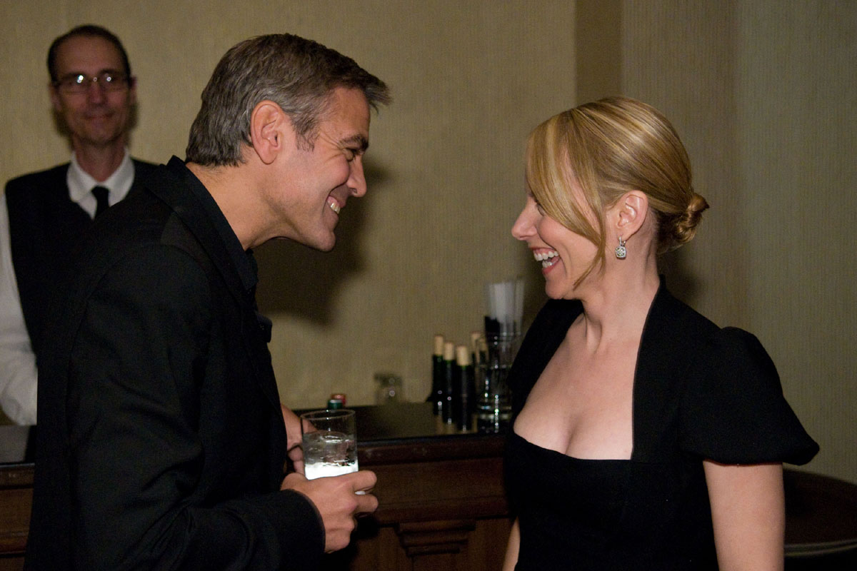 George Clooney, Amy Ryan