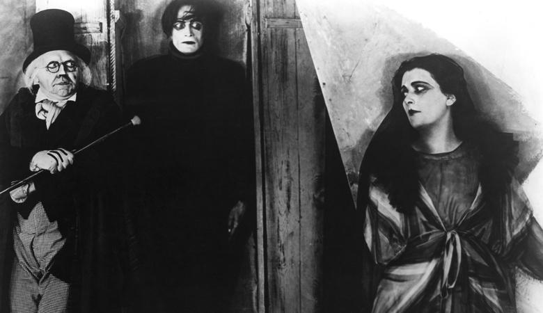 Werner Krauss, Conrad Veidt, Lil Dagover, The Cabinet of Dr. Caligari