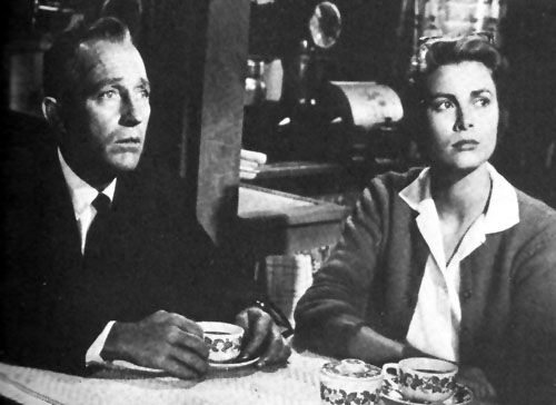 Bing Crosby, Grace Kelly in The Country Girl