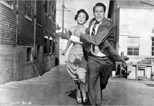 Dana Wynter, Kevin McCarthy, Invasion of the Body Snatchers