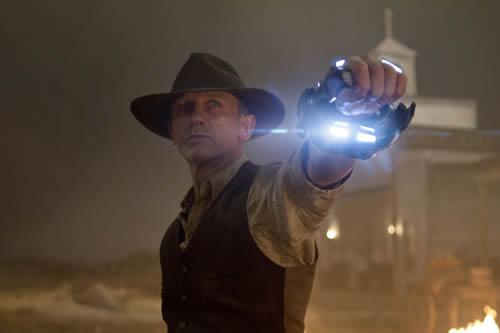 Daniel Craig, Cowboys & Aliens