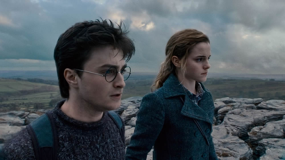 Daniel Radcliffe, Emma Watson, Harry Potter and the Deathly Hallows: Part 1