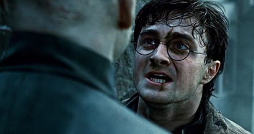Ralph Fiennes, Daniel Radcliffe as Harry Potter, Harry Potter and the Deathly Hallows: Part 2