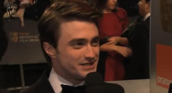 Daniel Radcliffe BAFTA