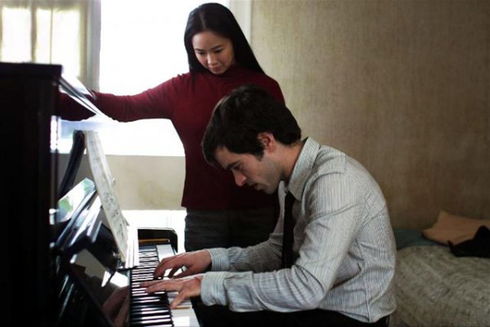 Piano-playing gangster Romain Duris Linh Dan Pham The Beat That My Heart Skipped