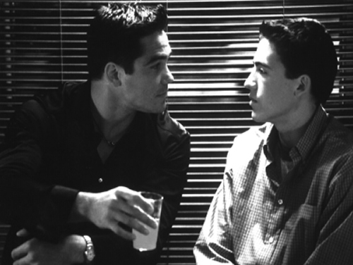 Dean Cain, Andrew Keegan, The Broken Hearts Club