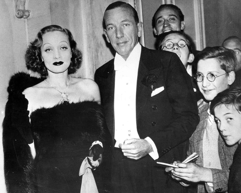 Marlene Dietrich Noel Coward