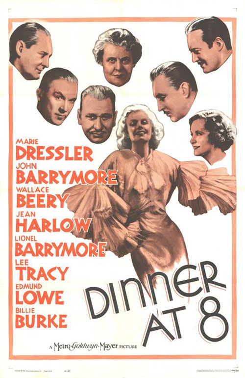 Dinner at Eight by George Cukor