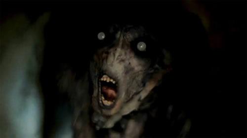 Don't Be Afraid of the Dark monster Guillermo del Toro