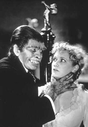 Psychological movies Dr. Jekyll and Mr Hyde Fredric March Miriam Hopkins