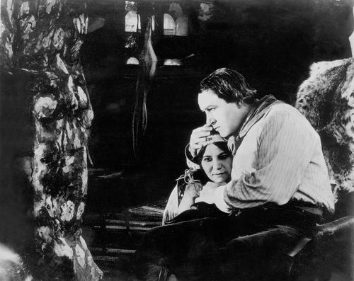 Dustin Farnum, Cecil B. DeMille's The Squaw Man