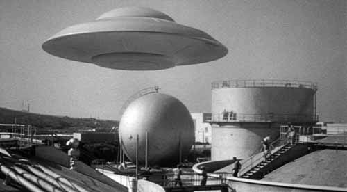 Earth Vs. the Flying Saucers Fred F. Sears