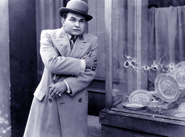 Edward G. Robinson Little Caesar