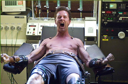 Edward Norton, The Incredible Hulk