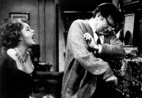 Elizabeth Taylor Richard Burton Who's Afraid of Virginia Woolf?