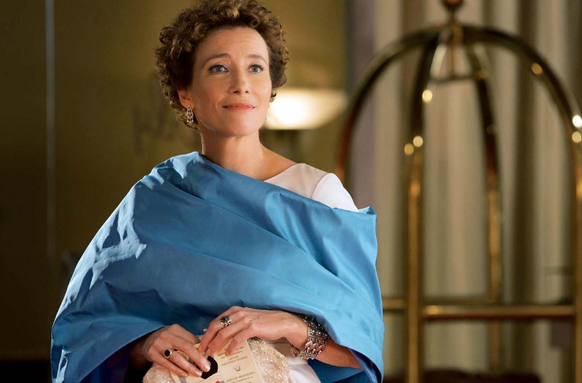 Emma Thompson Saving Mr. Banks Oscar