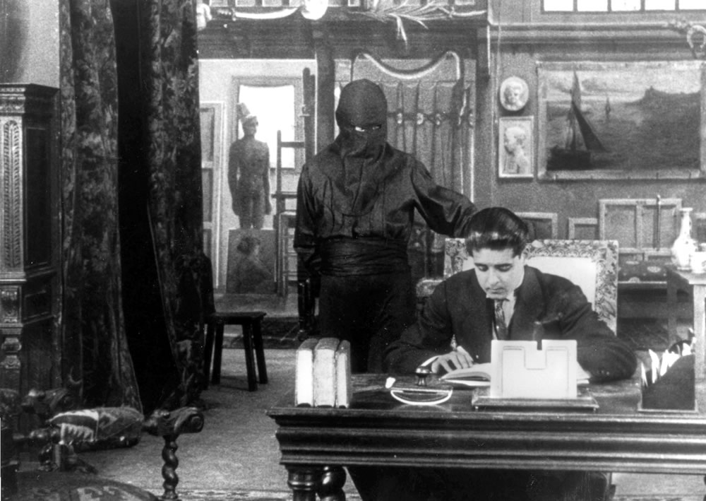 Fantomas The Murderous Corpse Louis Feuillade