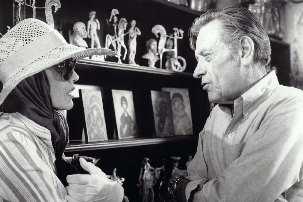 William Holden, Marthe Keller in Fedora