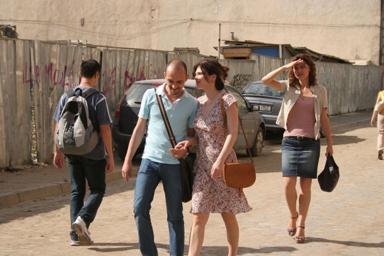 Dan Chiriac, Monica Birladeanu, Isabela Neamtu in Francesca