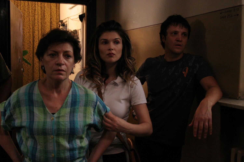Luminita Gheorghiu, Monica Birladeanu, Doru Boguta in Francesca