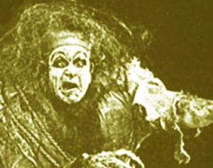 Frankenstein Monster 1910 Thomas Edison