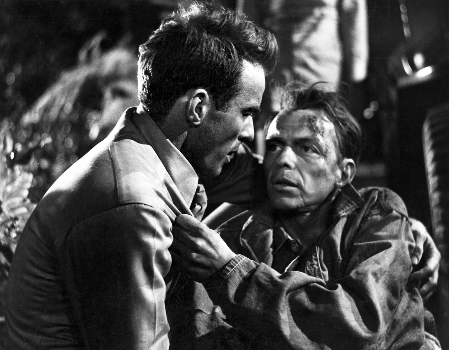 From Here to Eternity Montgomery Clift Frank Sinatra