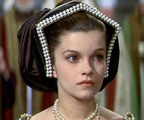 Geneviève Bujold Anne of the Thousand Days