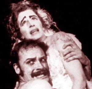 George Kuchar, Marion Eaton, Thundercrack sex comedy