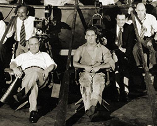 Allan Dwan, George O'Brien, George Webber, East Side, West Side