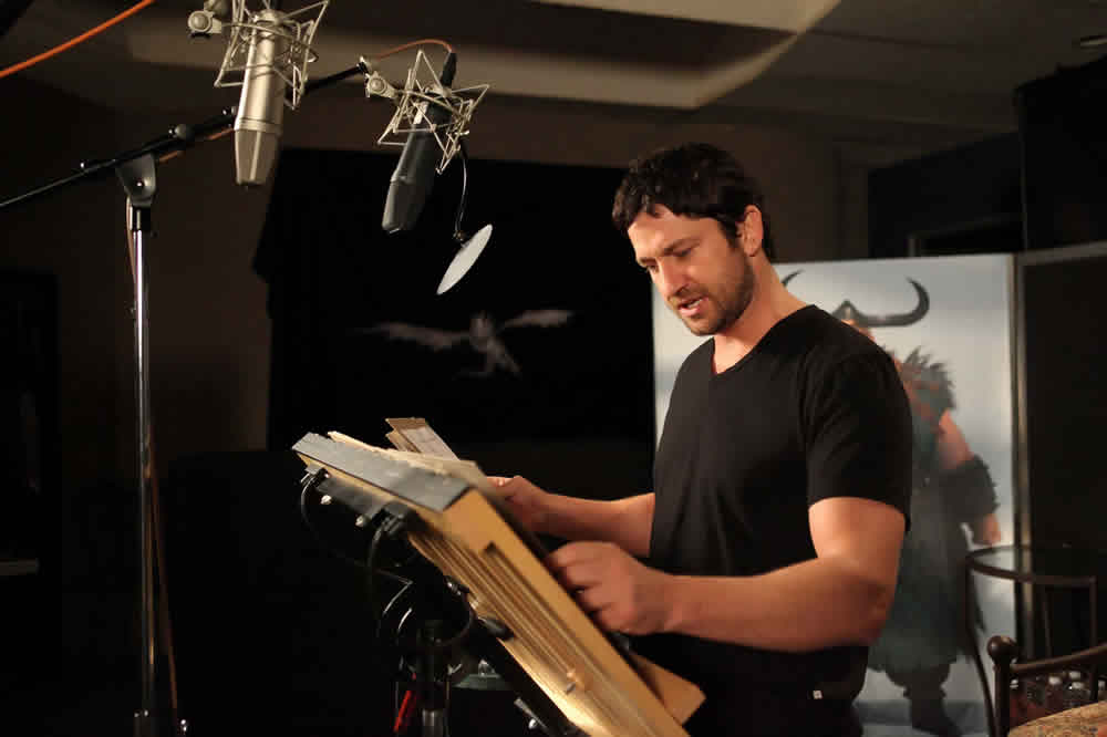 Gerard Butler, How to Train Your Dragon