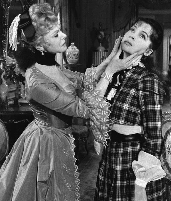 Isabel Jeans, Leslie Caron in Gigi