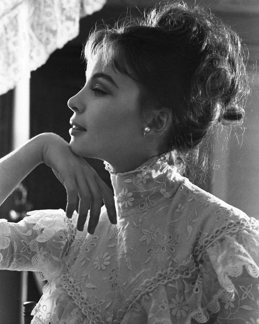 Leslie Caron in Gigi