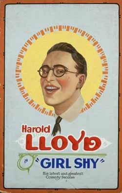 Girl Shy with Harold Lloyd