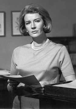 Lois Maxwell in Goldfinger