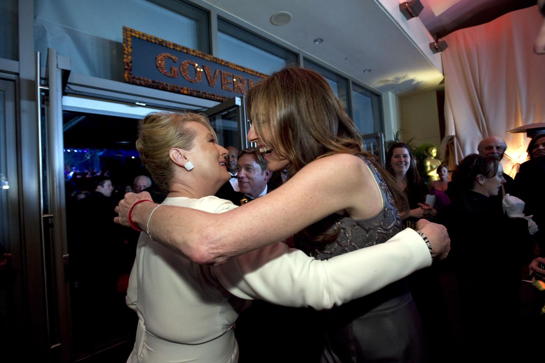 Meryl Streep, Kathryn Bigelow