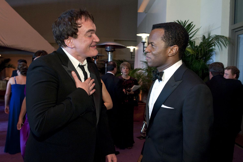 Quentin Tarantino, Geoffrey Fletcher