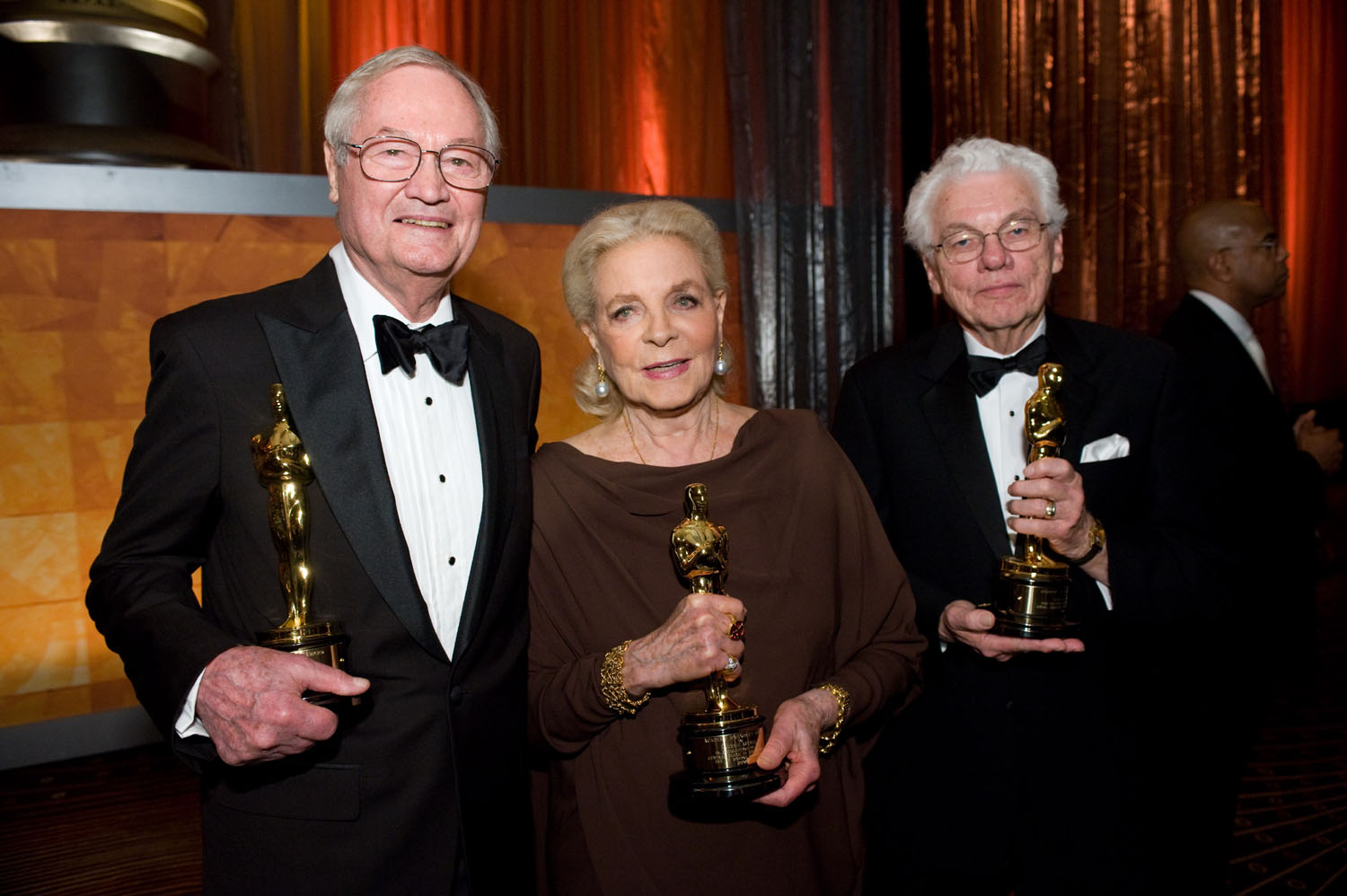 Gordon Willis Roger Corman Lauren Bacall