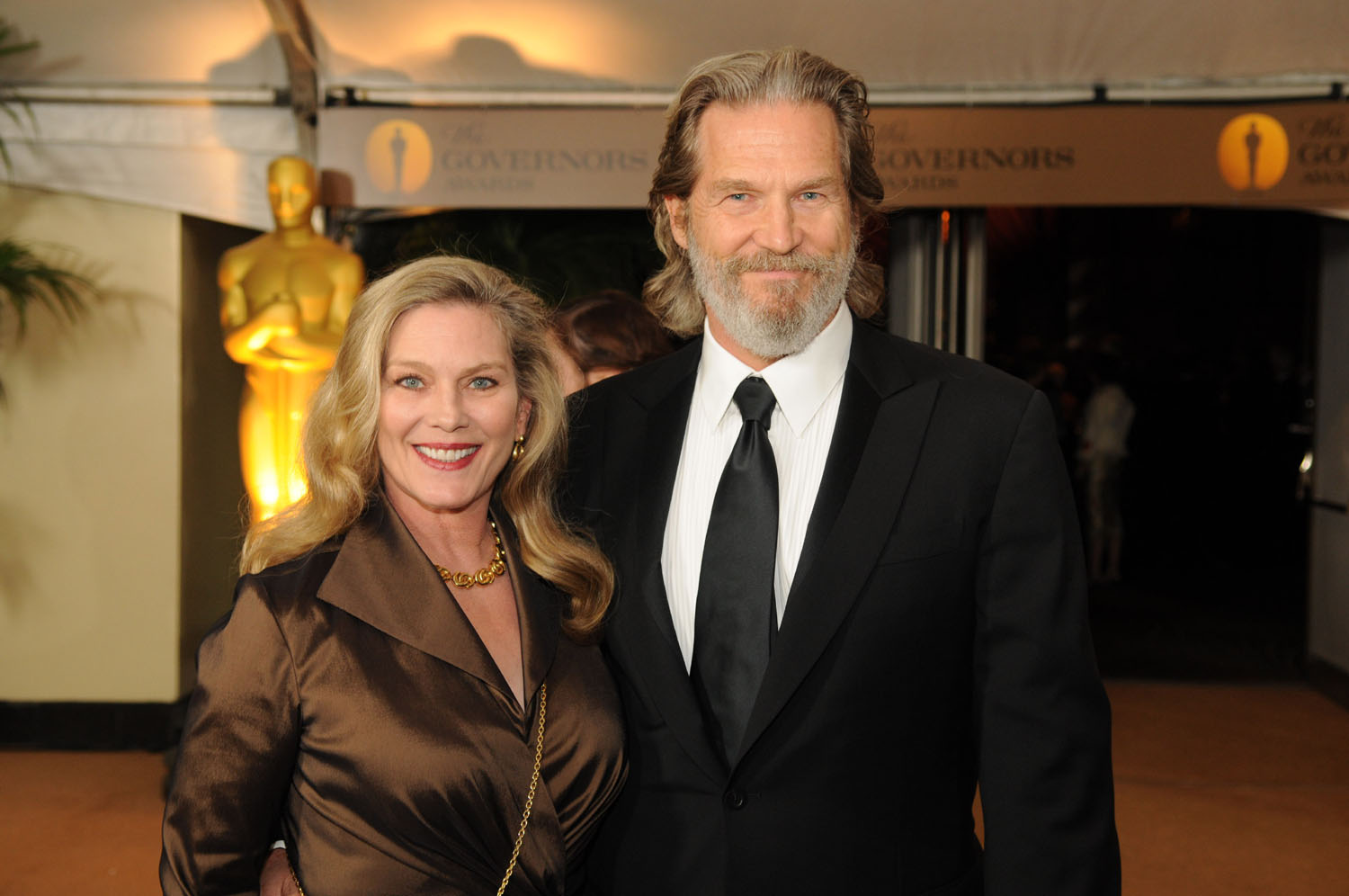 Jeff Bridges, wife Susan