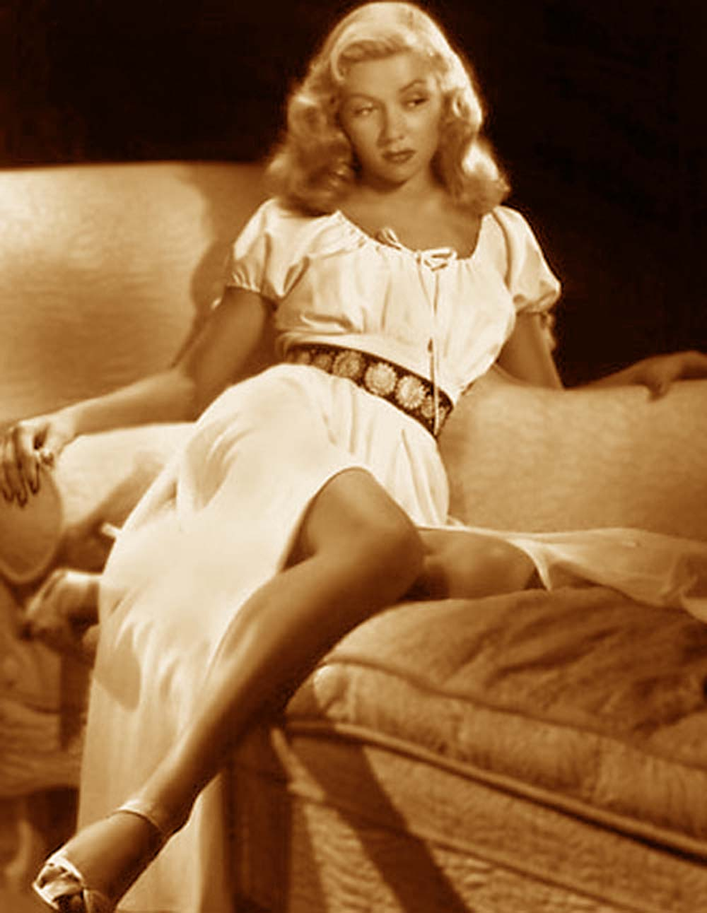 Gloria Grahame actress: Sexy film noir vixen It's a Complex Life
