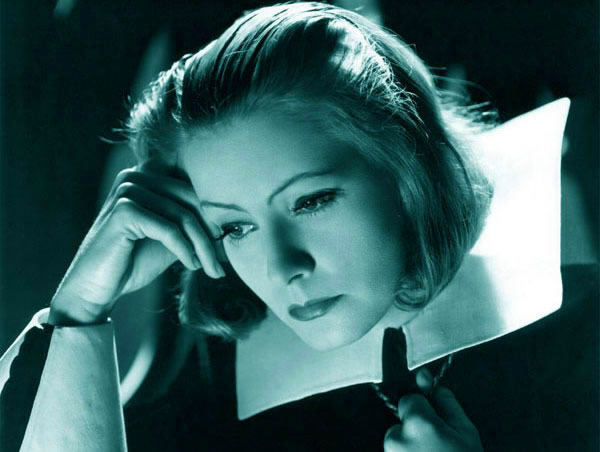 Greta Garbo Queen Christina 1933