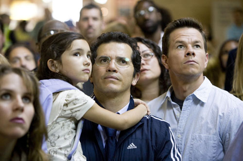 Mark Wahlberg in The Happening by M. Night Shyamalan