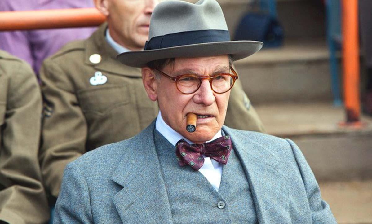 Harrison Ford Jackie Robinson movie 42 Brooklyn Dodgers
