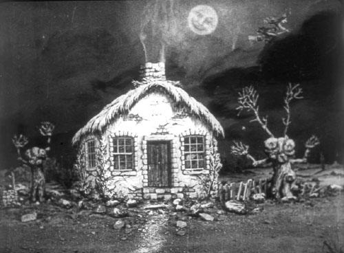 The Haunted Hotel by J. Stuart Blackton